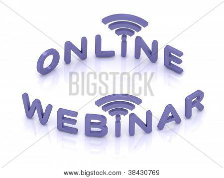 Online Webinar Sign