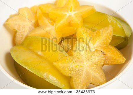 Star Fruit Or Carambola