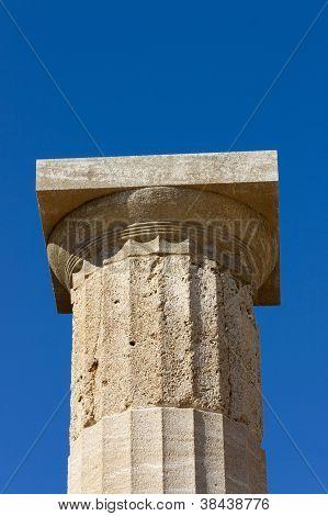 Acropolis of Lindos, Rhodos