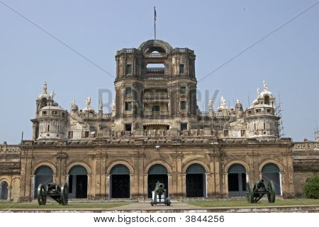 European Architecture In India