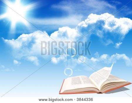 Book Under The Sky