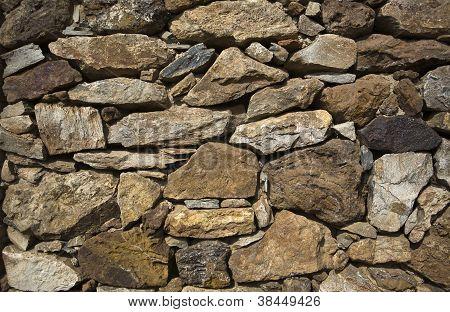 Sierra La Jayona Wall
