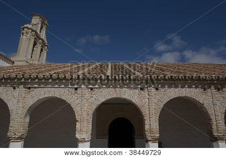 Shrine of Our Lady of Ara porch