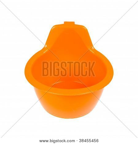 Potty Isolated On A White Background
