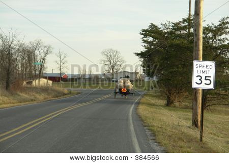 Amish Delivery