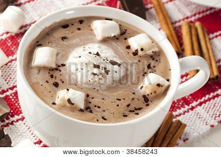Gourmet Hot Chocolate