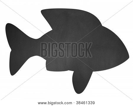 Blackboard Fish