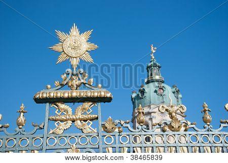 Gate at Schloss Charlottenburg