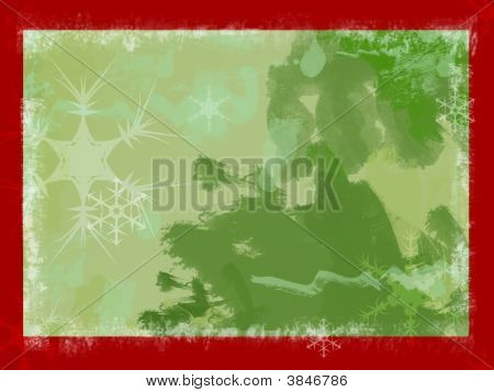 Grunge Holiday Background