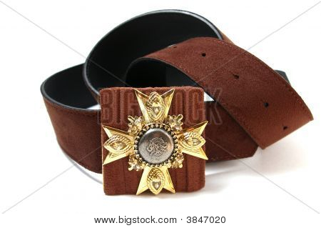 The Belt With Buckle