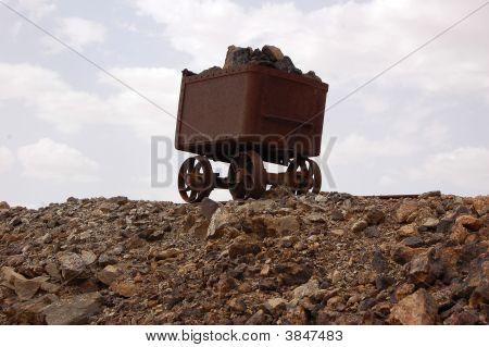 Mining Cart Broken Hill