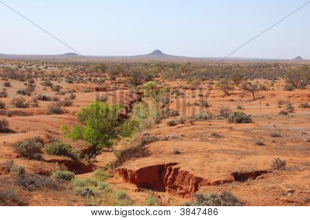 The Pinnacle Of Broken Hill A