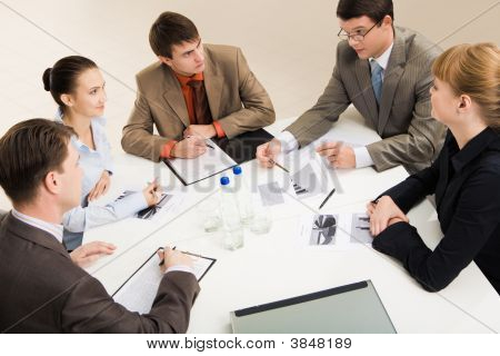 Working In Group