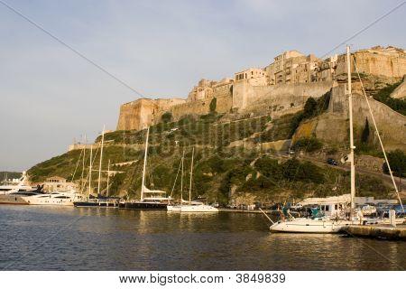 Fortress In Bonifacio