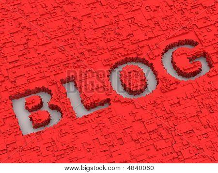 Blog. Background