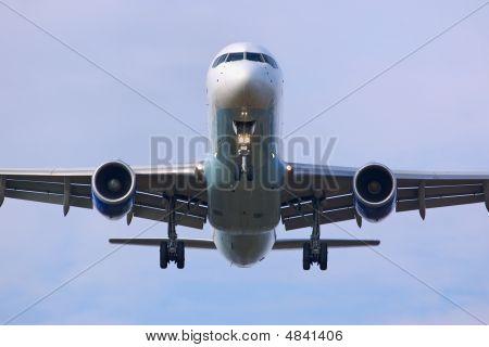 Aircraft Head On