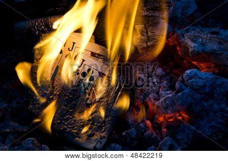 Burning Jacks