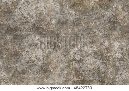 Distressed Metal Surface Texture Seamlessly Tileable