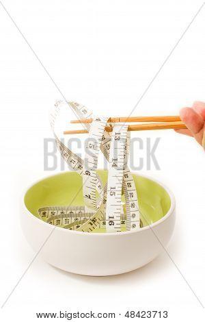 Diet Food Concept.
