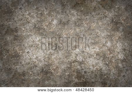 Distressed Metal Surface Texture