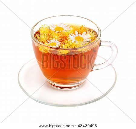 Camomile And Linden Tea