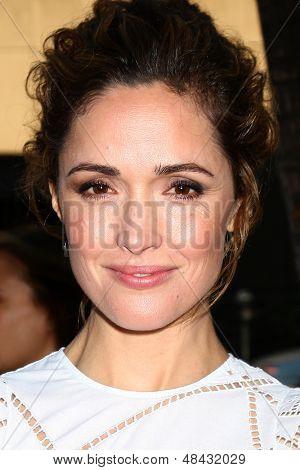 LOS ANGELES - JUL 24:  Rose Byrne arrives at the