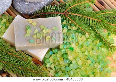 Natural Pine Spa Treatment