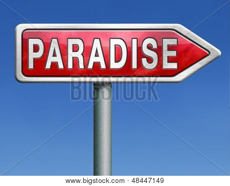 paradise way to heaven fantastic beach tropical exotic island for a dream vacation