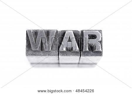 War Sign