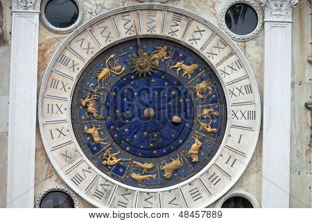 Venice Torre dell'Orologio