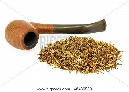 Pipe And Tobacco