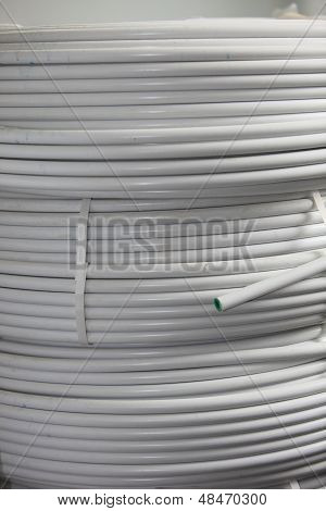 Rolls Of Electrical Cable And Conduit