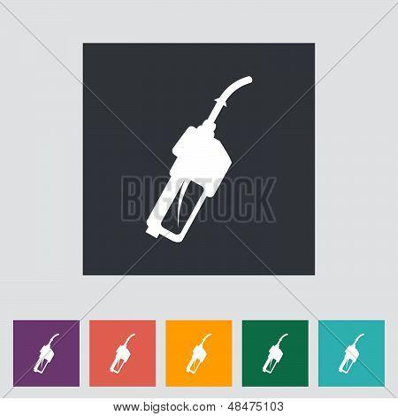 Refueling Nozzle Icon.