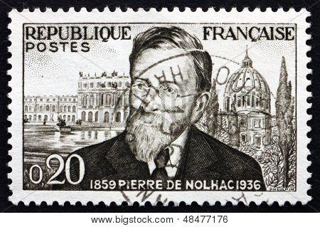 Postage Stamp France 1960 Pierre De Nolhac, Historian