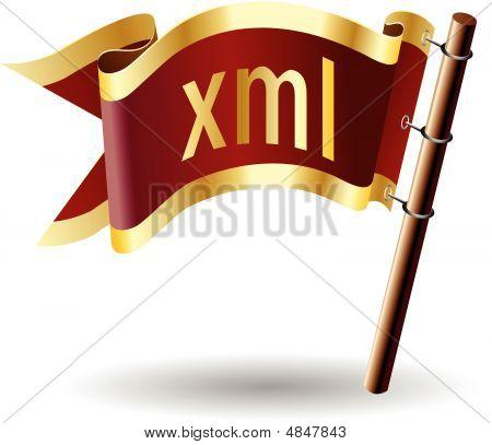 Royal-flag-document-file-type-xml