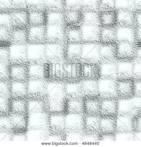Frozen Grid Seamless Texture