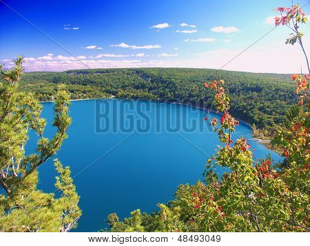 Devils Lake State Park Wisconsin