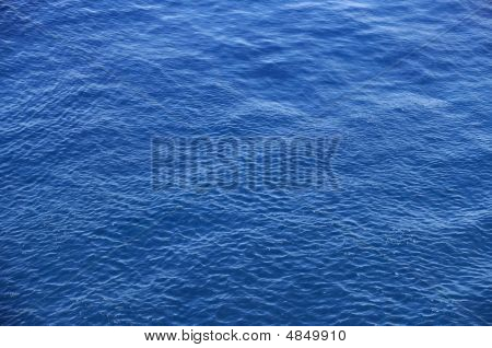 Ocean Blue Background