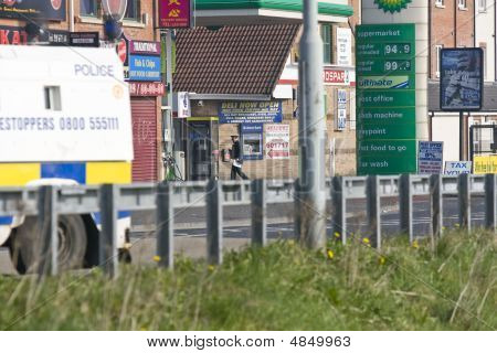 Security Alert West Belfast 13