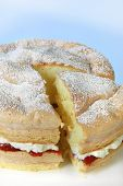 image of sponge-cake  - Home - JPG