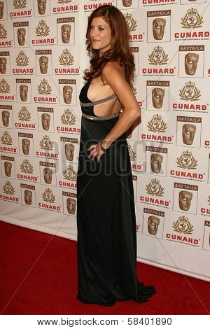 LOS ANGELES - NOVEMBER 2: Kate Walsh at the 2005 BAFTA/LA Cunard Britannia Awards at Hyatt Regency Century Plaza Hotel on November 2, 2006 in Century City, CA.