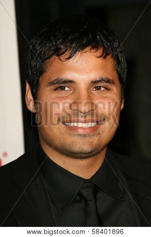 LOS ANGELES - NOVEMBER 2: Michael Pena at the 2005 BAFTA/LA Cunard Britannia Awards at Hyatt Regency Century Plaza Hotel on November 2, 2006 in Century City, CA.