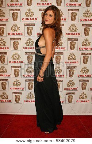 LOS ANGELES - NOVEMBER 2: Kate Walsh at the 2005 BAFTA/LA Cunard Britannia Awards at Hyatt Regency Century Plaza Hotel on November 2, 2006 in Century City, CA.