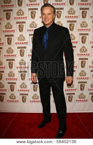 LOS ANGELES - NOVEMBER 2: Tim Robbins at the 2005 BAFTA/LA Cunard Britannia Awards at Hyatt Regency Century Plaza Hotel on November 2, 2006 in Century City, CA.