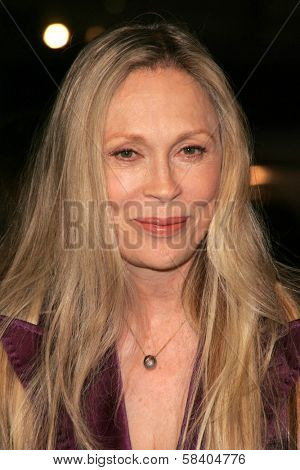 LOS ANGELES - NOVEMBER 11: Faye Dunaway at the United States Premiere of