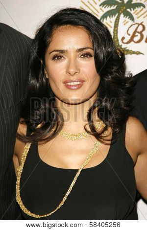 LOS ANGELES - NOVEMBER 09: Salma Hayek at the 2006 Partners Award Gala presented by Oceana at Esquire House November 09, 2006 in Los Angeles, CA.