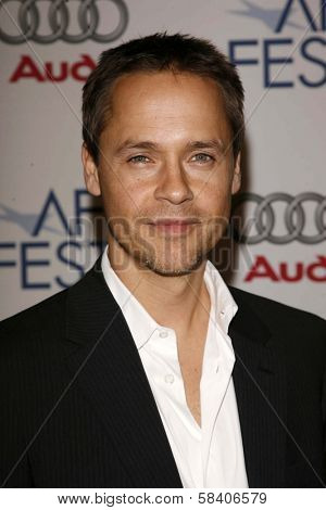 LOS ANGELES - NOVEMBER 10: Chad Lowe at the AFI Fest 2006 Screening of