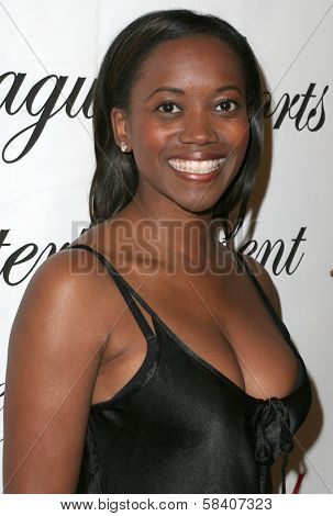 LOS ANGELES - NOVEMBER 11: Erika Alexander at the 1st Annual Read To Succeed Literary Gala in Renaissance Hollywood Hotel on November 11, 2006 in Hollywood, CA.