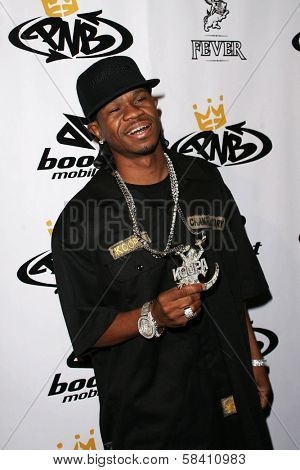 LOS ANGELES - OCTOBER 10: Chamillionaire at the birthday party for Nick Cannon and the opening of his flagship store for PNB Nation on October 10, 2006 at PNB Nation Store, Los Angeles, CA.