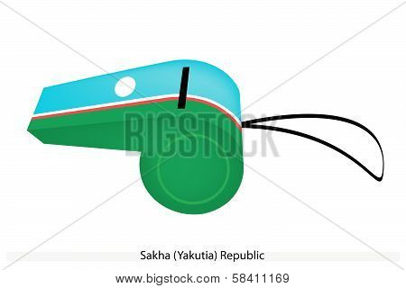 A Beautiful Whistle Of The Sakha Republic